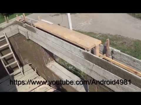видео: Как привязать крышу дома