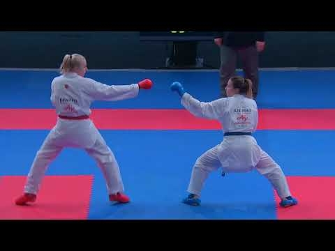 The best karatekas in action at the Karate 1-Premier League