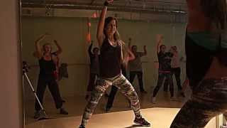 ThatPOWER Feat Justin Bieber By Will I Am WARM UP Carolina B