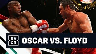 Classic Fights | Oscar De La Hoya vs. Floyd Mayweather (12th Round)
