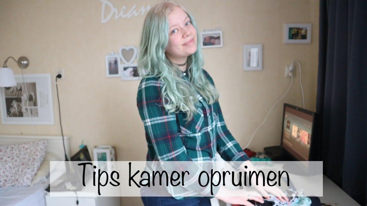 Tips voor het opruimen van je kamer youtube for Tips opruimen