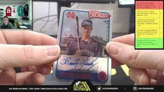 2021 Onyx Nimbus Collection Baseball FOUR Box Random Division Group Break #1 - Chris