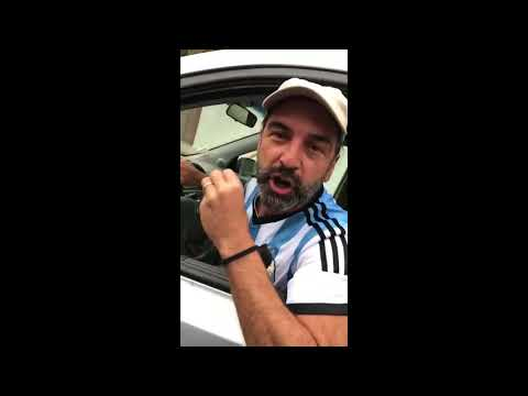 Chilenos se Burlan del Argentino Ql Jorge Alís por Goleada Copa America 2018