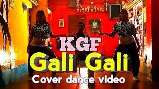 KGF // Gali Gali cover video song / Neha Kakkar , Moni Roy