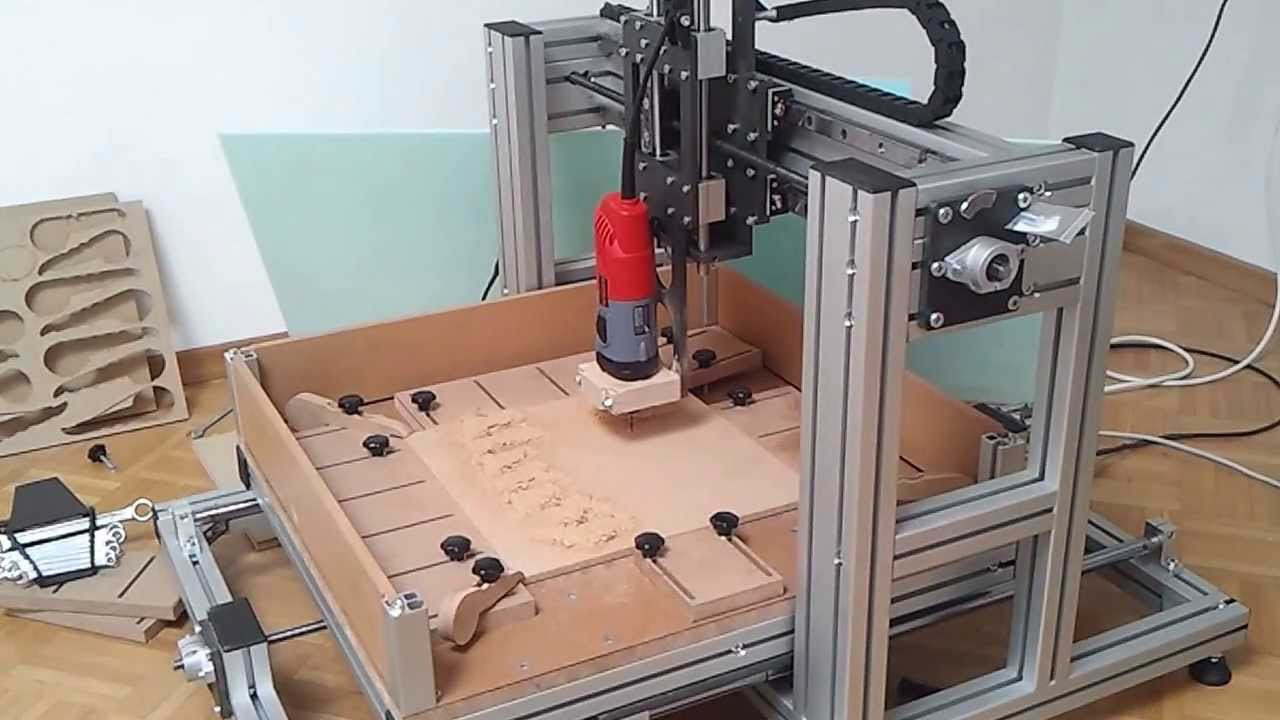 Diy Routing Cnc Clamps Youtube