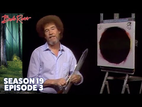 Bob Ross - Final Embers of Sunlight (Season 19 Episode 3)