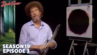 Bob Ross - Final Embers of Sunlight (Season 19 Episode 3)