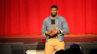 Delaware State University 2013-14 Pageant: Charles Robinson-Snead