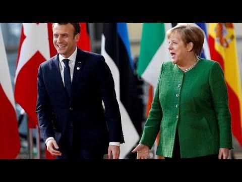 Merkel-Macron : priorité Europe