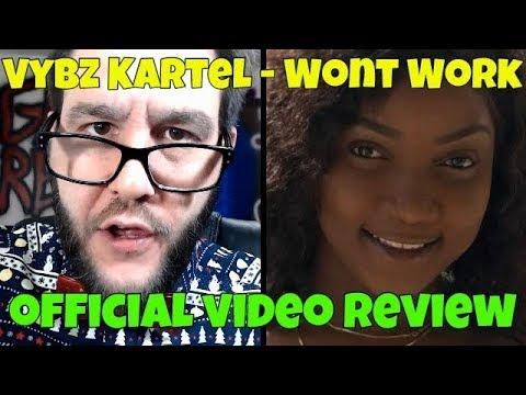 Vybz Kartel - Won't Work Official Video (Caspian Review!) FREE WORLD BOSS!