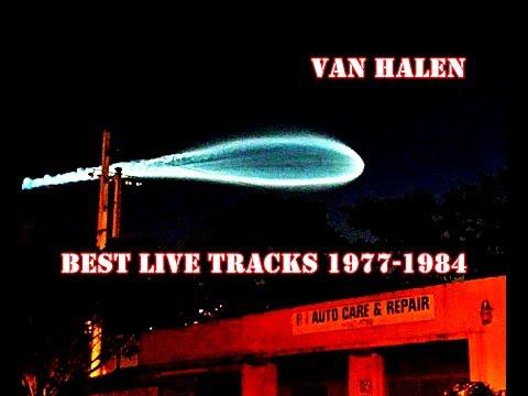 Van Halen: YOUR FAVORITE LIVE TRACKS 1977-1984 - HQ