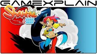Shantae: Half-Genie Hero - Game & Watch (Nintendo Switch)