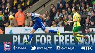 HIGHLIGHTS | Norwich 1-1 Ipswich Town