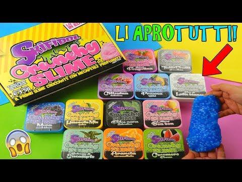 Download Youtube: APRO I NUOVI SKIFIDOL CRUNCHY SLIME! (MORBIDI E CON MEGA PERLE PROFUMATE) Iolanda Sweets