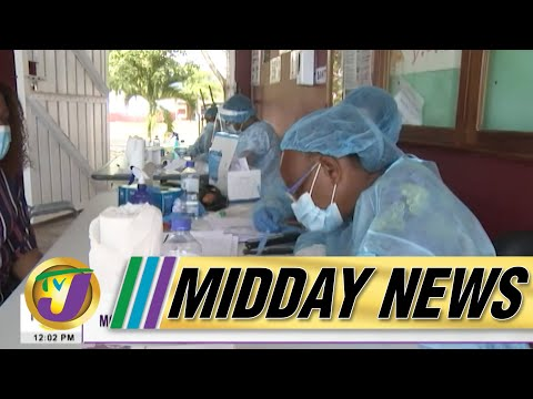 Gov't Warns Against Misuse of Covid-19 Antigen Test in Jamaica | TVJ Midday News - July 21 2021