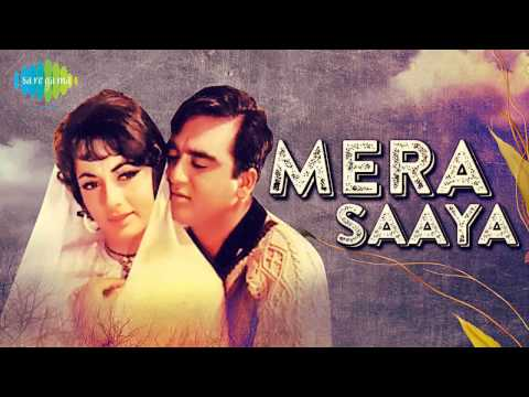 Tu Jahaan Jahaan Chalegaa Mera Saaya Saath Hoga - Lata Mangeshkar - Mera Saaya [1966] Full HD Movie Download