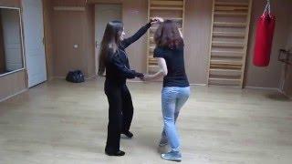 Нефтекамск. Танцы. Бачата, урок.1