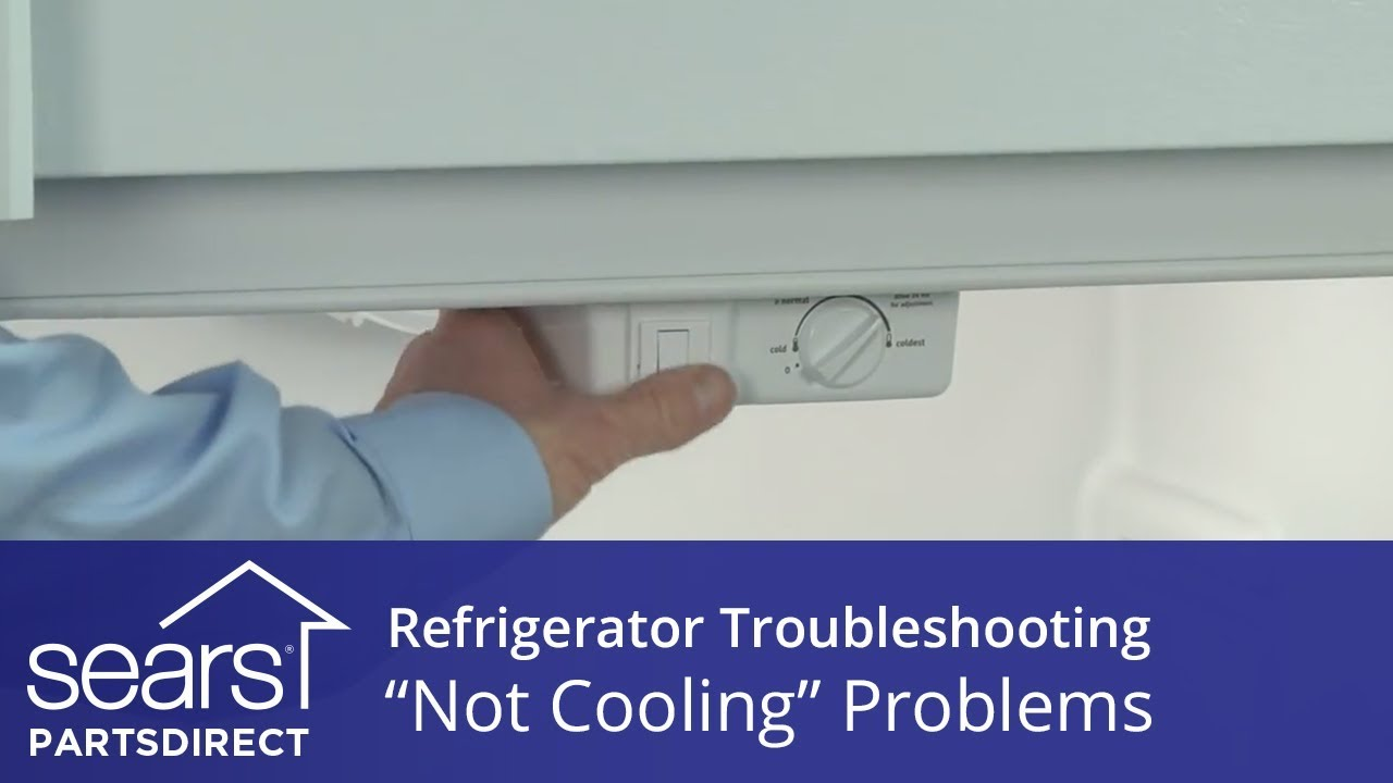 troubleshooting a refrigerator not cooling [ 1280 x 720 Pixel ]