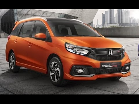 2017 Mobilio >> All New Honda Mobilio 2017 Model Youtube