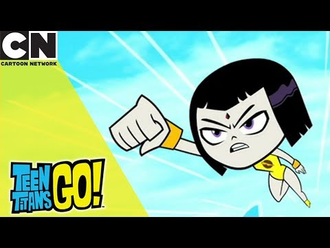 Teen Titans Go! | Raven Leaves the Titans | Cartoon Network