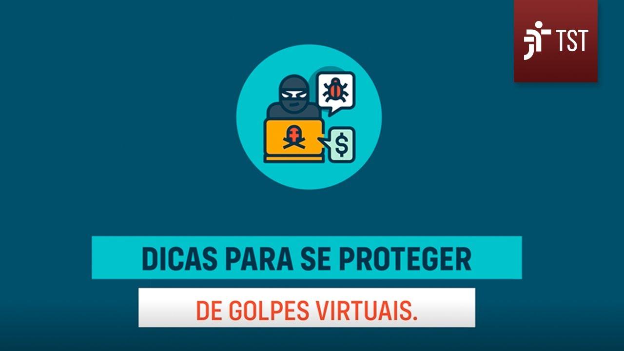 Segurança da informação   Saiba como se proteger de golpes virtuais