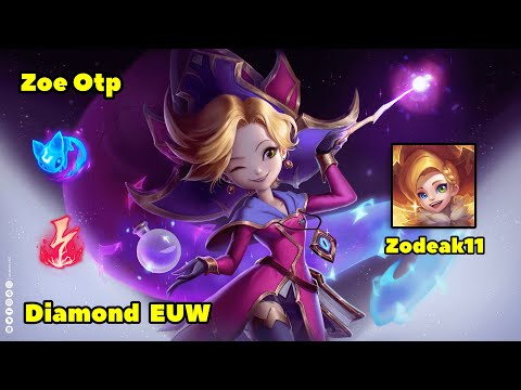 Zoe Montage - Imagine Being This Fed to Actually 1vs9 | Zodeak11