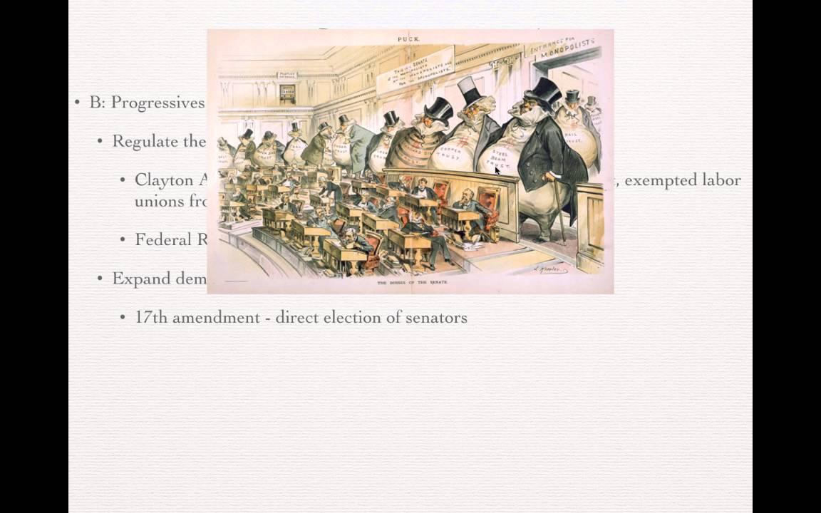 AP US History Curriculum: Period 7 (1890 - 1945