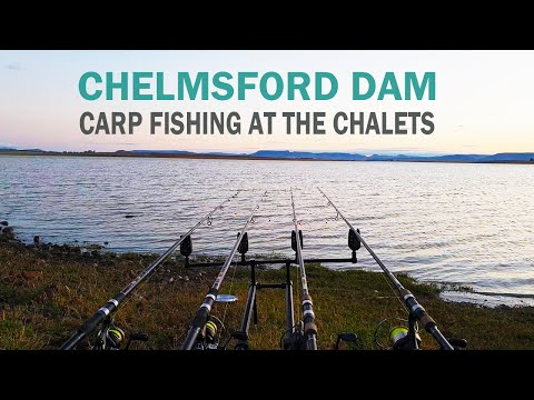 Carp Fishing At Chelmsford Dam, South Africa (Nov 2019) - Chalets