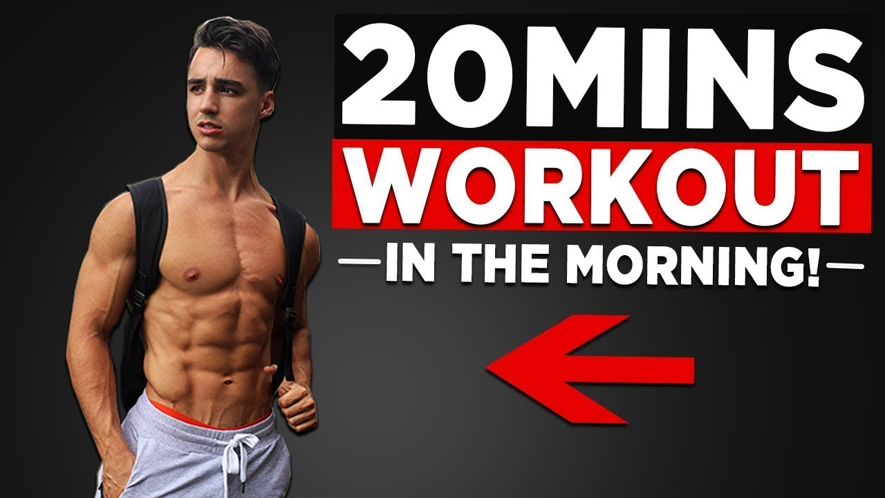 20 Minute Bodyweight Workout