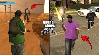 What Happens If Big Smoke Wins the Last Mission in GTA San Andreas? (Secret Alternative Ending)