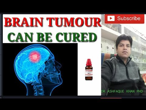 Brain Tumour and its homeopathic treatment