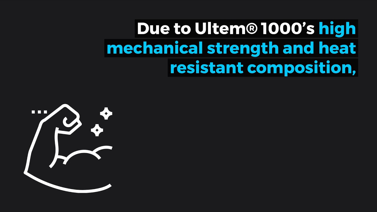Ultem 1000 Resin - SABIC Ultem 1000   Emco Industrial Plastics