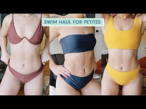 Bathing Suit Haul For Petites | Gymshark, Zaful, Bond-Eye Australia