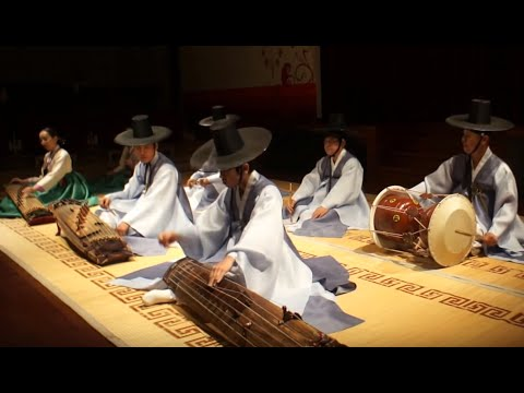 Korean Traditional Music Performance in Musical Instrument Museum(Brussels)