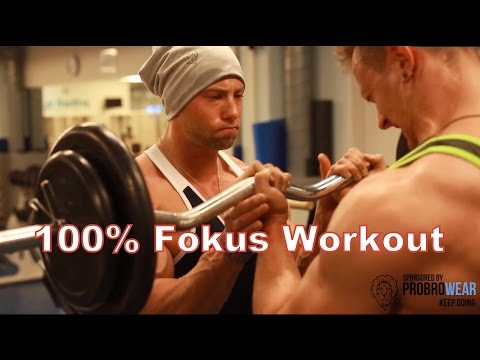 100% FOKUS WORKOUT - Upperbody Workout *HD* - CAN YOU FEEL ME ?