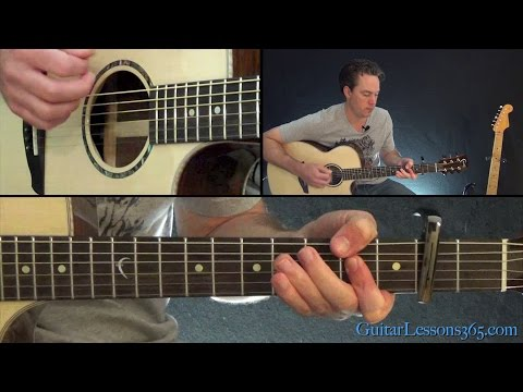 If You Leave Me Now Guitar Chords Lesson - Chicago