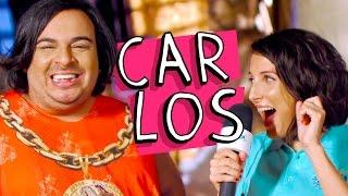 Vídeo - Carlos