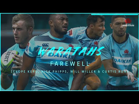 Farewell Sekope Kepu, Nick Phipps, Curtis Rona and Will Miller