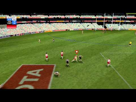 AFL Live (Quality Test) - Rippa of a Game also