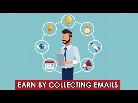 Make Money Collecting Emails (No Website Needed)