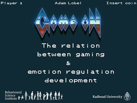 Game On - PhD Defense (HD)