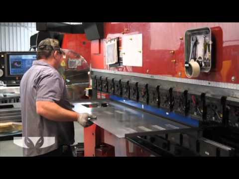 Sheet Metal Bending In Metal Fabrication