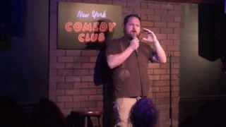 Scott Cagney - New York Comedy Club