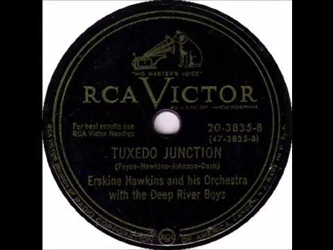 Deep River Boys - Tuxedo Junction - RCA Victor 3835 - (1950)