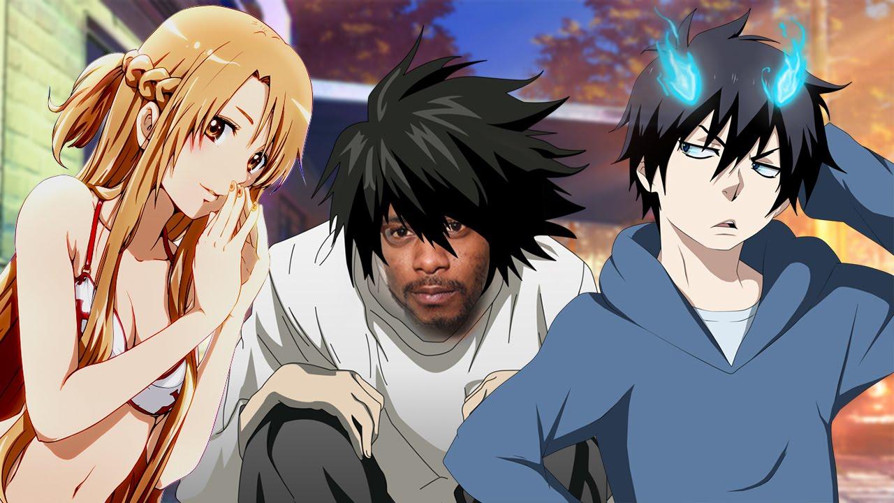 Анимцо!! #7 ~ Синий Экзорцист 2, Чёрный Эл и новое SAO ...
