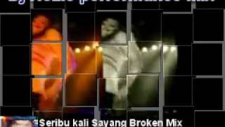 Seribu Kali Sayang Broken Mix by Dj Rozie Ft Iklim