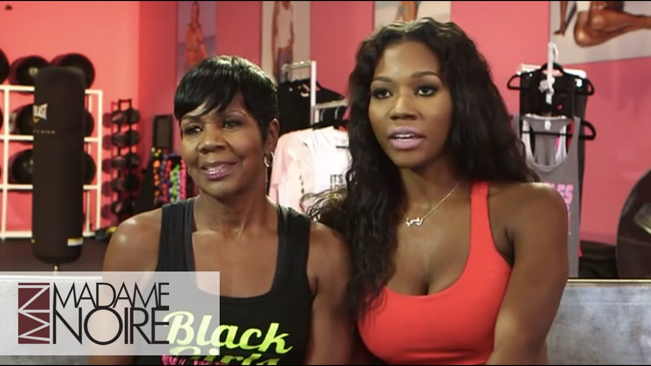 black girls workout too! | one bold move | madamenoire - youtube