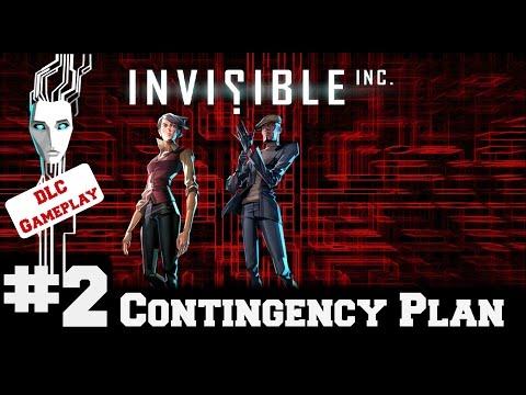 Invisible Inc - Contingency Plan DLC - Gameplay/Walkthrough - Part 2