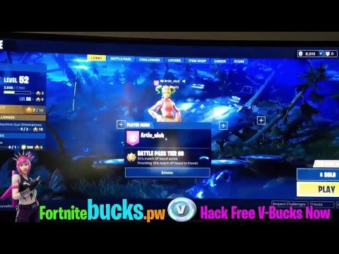 fortnite hacks for ps4 v bucks