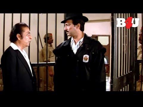Suresh Oberoi & Dinesh Hingoo FUNNY JAIL Scene | Dastoor | HD
